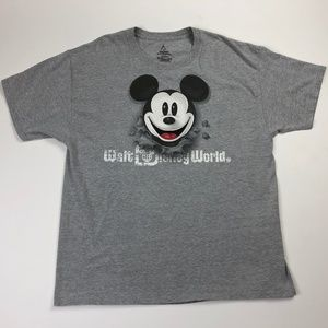 Disney Mickey Mouse Head Pop Through Shirt